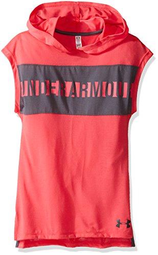 安德玛Under Armour女孩款Threadborne束腰上衣