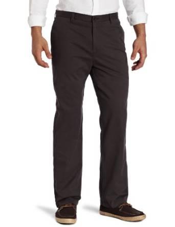 卡尔文克莱恩Calvin Klein男式Soft Wash斜纹棉布Dylan裤子