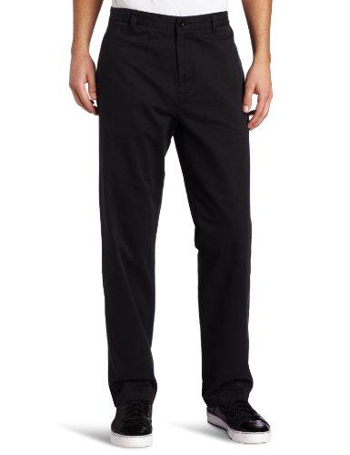 卡尔文克莱恩Calvin Klein男式Soft Wash Dylan斜纹棉布裤子