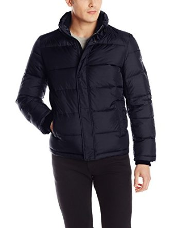 卡尔文克莱恩Calvin Klein男式棉服外套