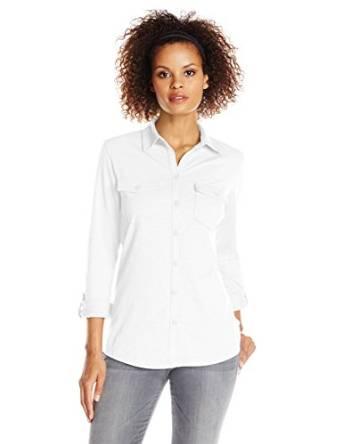 哥伦比亚Columbia女式Rocky Ridge长袖衬衣