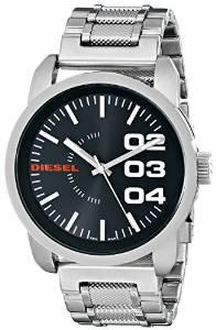 迪赛Diesel DZ1370不锈钢男式手表