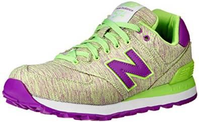 新百伦New Balance女式WL574织布鞋面运动鞋
