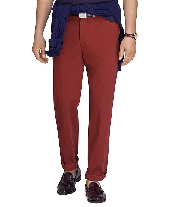 布克兄弟Brooks Brothers Clark Fit男式复古水洗休闲裤
