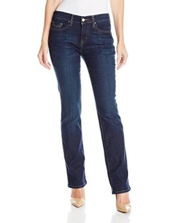 李维斯Levi's女式505直筒牛仔裤