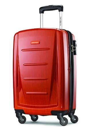 新秀丽Samsonite行李箱Winfield 2时尚HS万向轮拉杆箱20