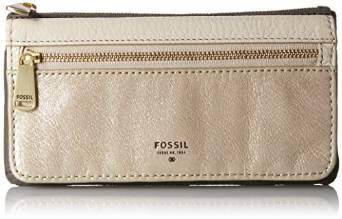 化石Fossil Preston翻盖包手拿包