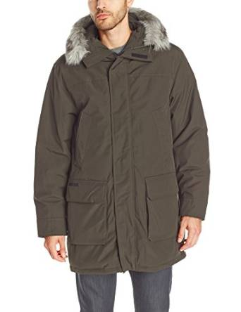 卡尔文克莱恩Calvin Klein男式Artic风雪大衣外套