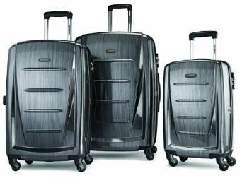 新秀丽Samsonite行李箱Winfield 2时尚HS拉杆箱三件套