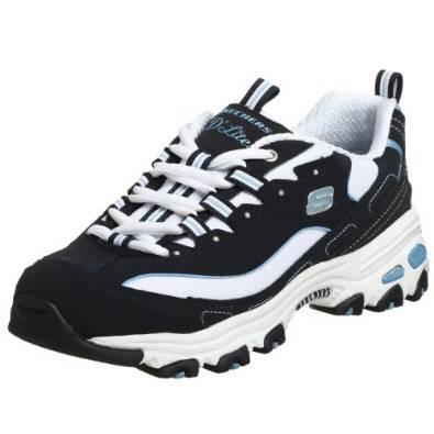 斯凯奇Skechers女式D'Lites Extreme运动鞋