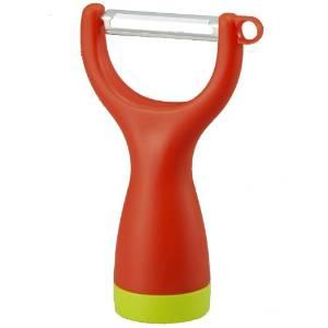 曙産業削皮器红色M-1436