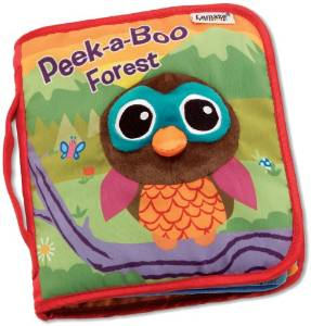 Lamaze躲猫猫森林给宝宝讲故事Peek - A - Boo Forest