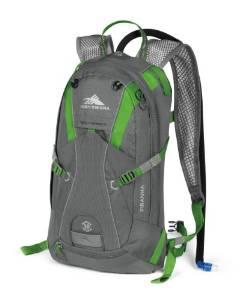 高山High Sierra Piranha 10L户外水袋包/骑行包含2L水袋